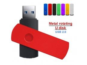 Barevný USB flash disk