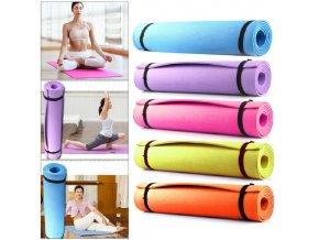 Podložka na cvičení a jógu