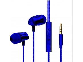 Sluchátka do uší s mikrofonem