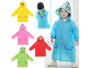 3 main 1pcs cartoon animal style waterproof kids raincoat for children rain coat rainwear rainsuit student animal style raincoat