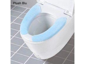 Měkká podložka na WC