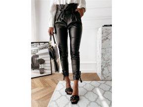 Dámské koženkové kalhoty EVE