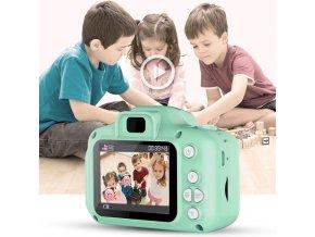 Dětský odolný fotoaparát Projection