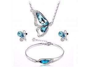 Dámská sada šperků Butterfly