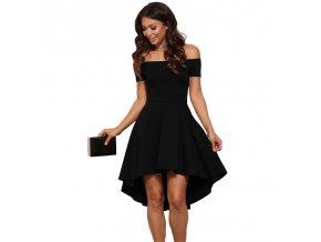 Černé dámské party šaty