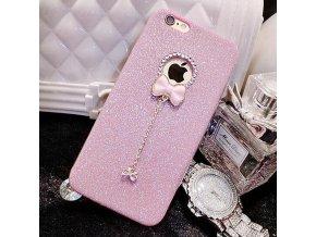 Stylový růžový obal na iPhone