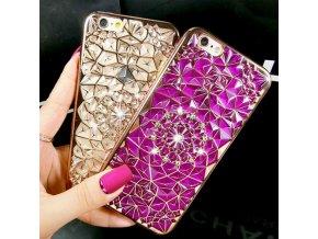 Stylový obal na iPhone s kamínky
