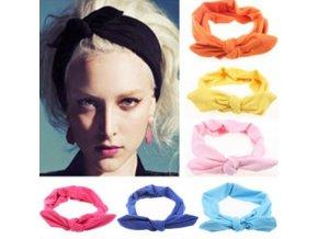 Elastický šátek do vlasů - SLEVA 70%