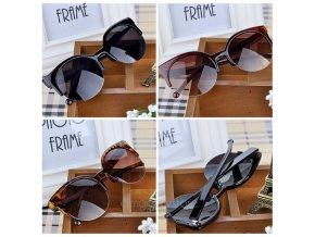 Dámské sluneční brýle (Barvy černá)