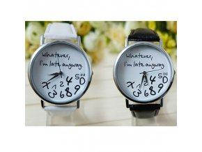 Módní dámské hodinky