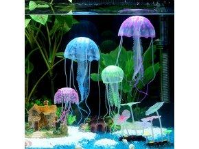Umělá medúza v 5 barvách