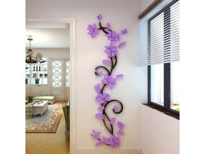 DIY 3D Modern Beautiful Acrylic Crystal Wall Stickers Living Room Bedroom TV Background Home stickers.jpg 640x640