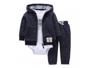 Set oblečení + body pro děti