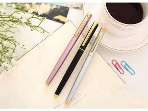 Kovové plnicí pero