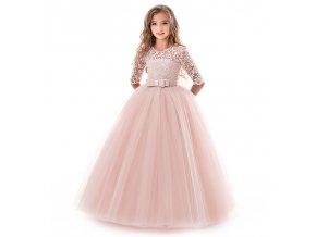 Dětské společenské šaty