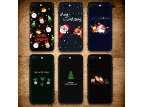 Vánoční kryt na iPhone