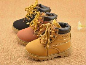 zimní boty pro děti