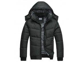 stylová pánská zimní bunda