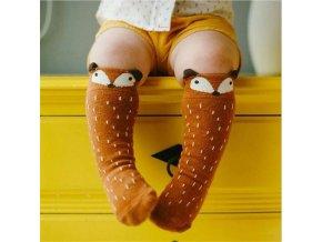 roztomilé dětské ponožky