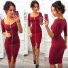 Dámské elegantní šaty Selina