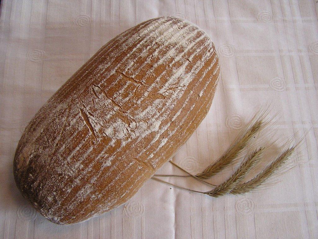 Chléb klasický velký, 1200 g (Pekárna PeDu)