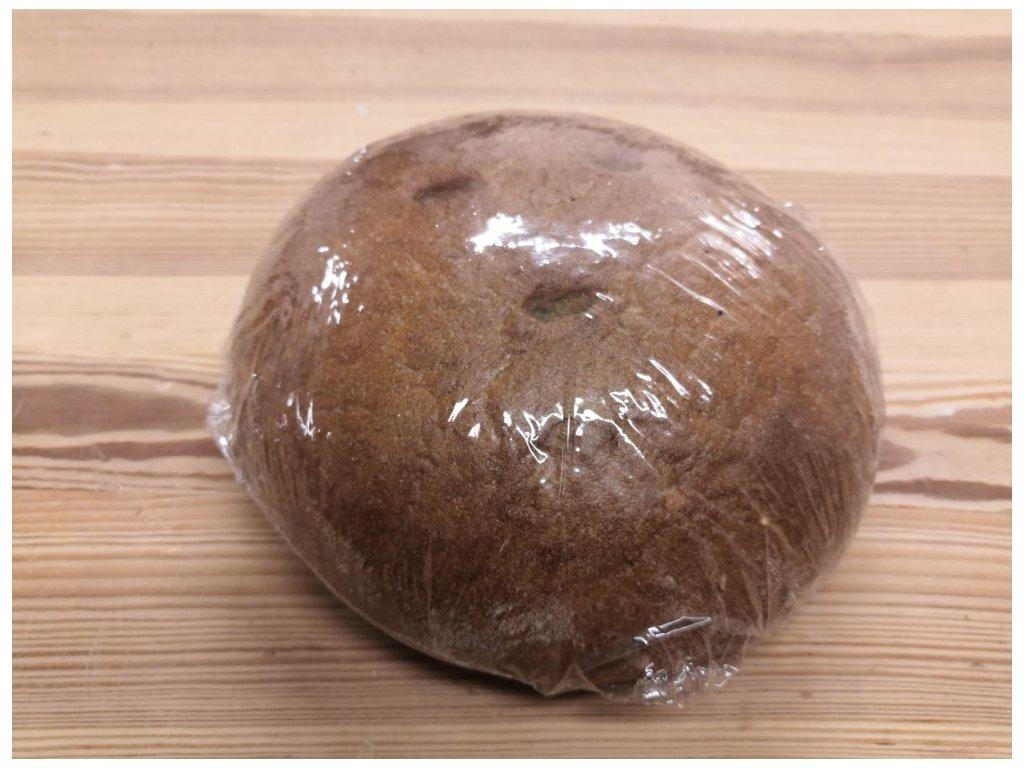 Chléb kulatý 450g (pekárna Povrly)