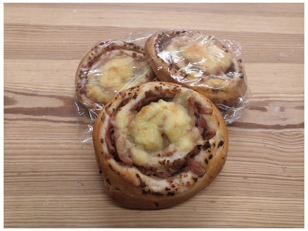 Masový šnek, 2 ks (pekárna Povrly)