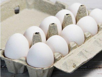 vejce bílá ořez