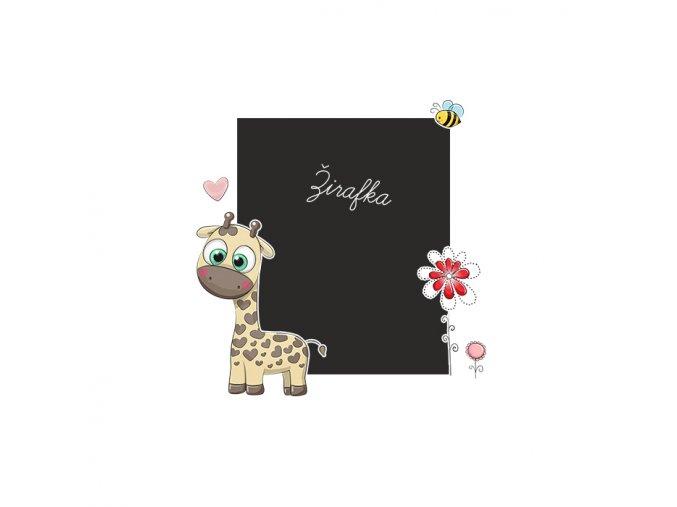 Tabule žirafka 2