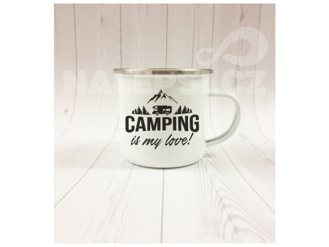 Camping is my love