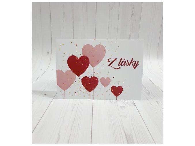 Z lásky karta_Love