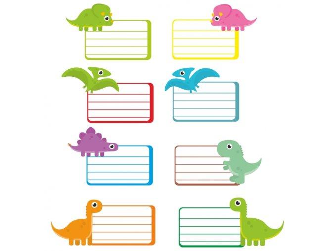 Etikety dinosauři