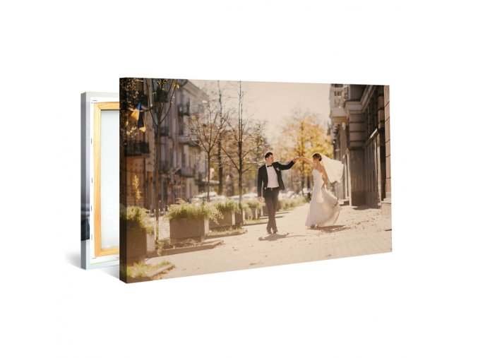 Obraz na plátno 70x50cm