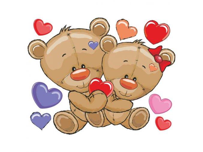 Medvídci se srdcem