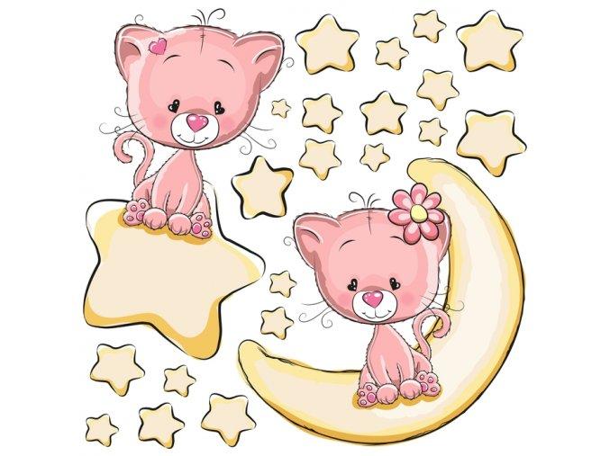 Dobrou noc kočičky