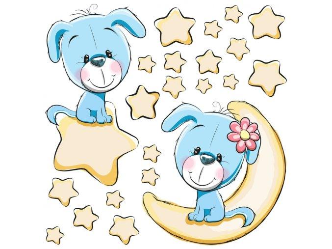 Dobrou noc pejskové