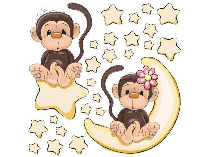 Dobrou noc opičky