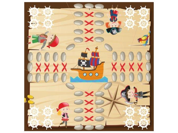 Hra Piráti