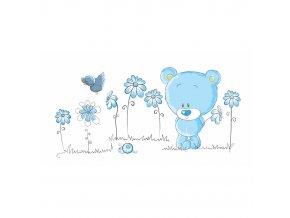 Modrý medvídek