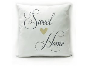 Polštář Sweet home