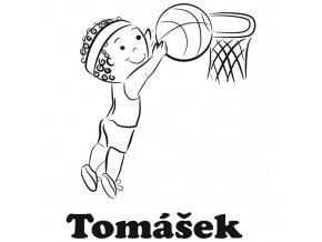 Basketbal chlapeček