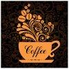 Káva 3 - 50x50cm
