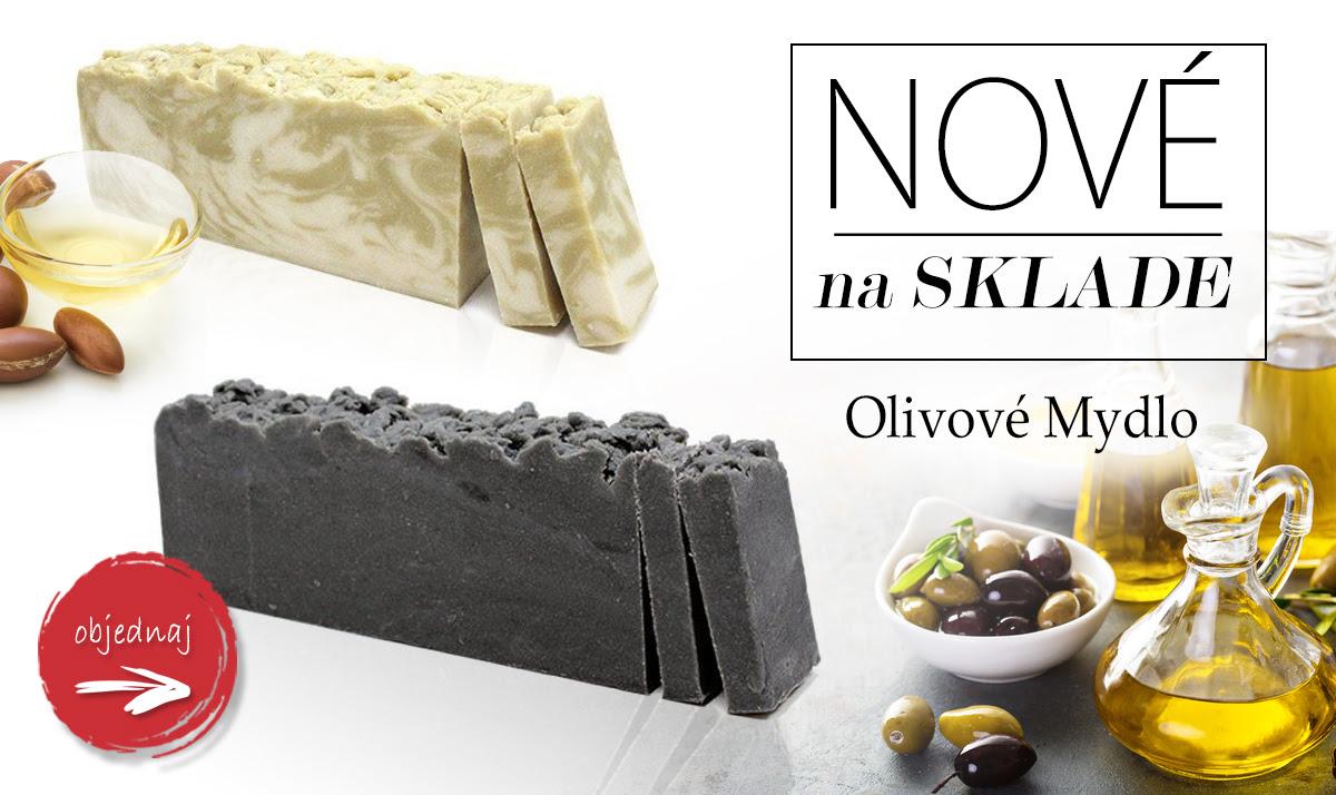 Olivové mydlá