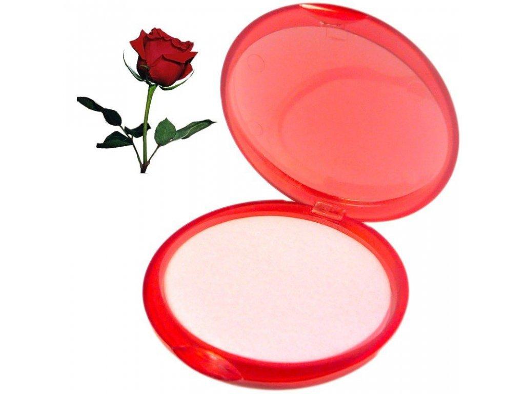 Papierové mydlá - Ruža