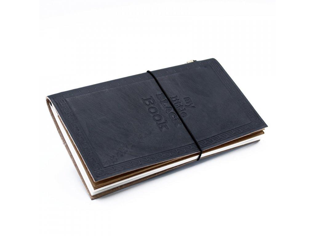 Moja malá čierna kniha - Čierny