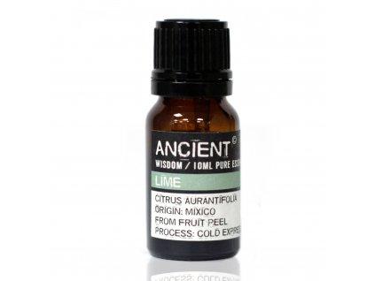 10 ml Limetka esenciálny olej