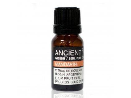 10 ml Mandarinka esenciálny olej