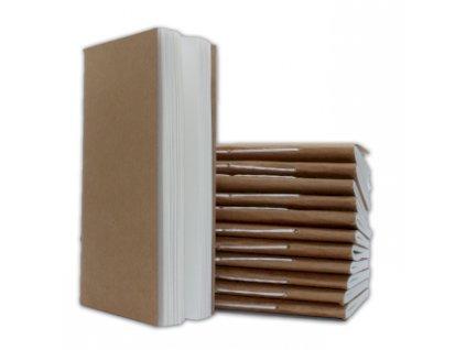 3x Papierová výplň - ekologický (80 strán)