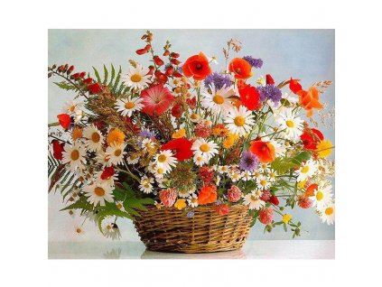 CHENISTORY DZ99931 Vivid Flowers DIY Painting By