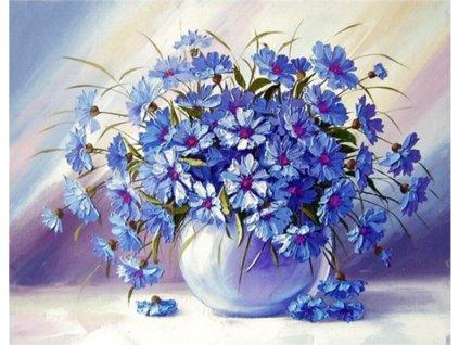 Modré kvety
